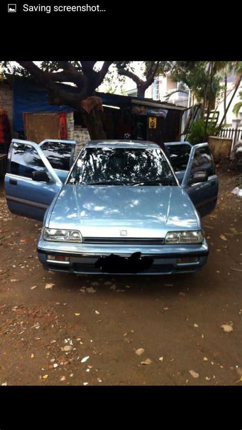 Reparkit Karburator Accord Prestige Jepang lapak accord prestige 89 dijual bos jakarta lapak mobil dan motor bekas