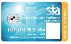Renew Sia Door Supervisor Licence by How To Become A Door Supervisor