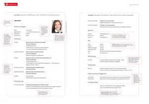 Curriculum Vitae Generator by Lebenslauf Muster Vorlagen In Deutsch Englisch Und