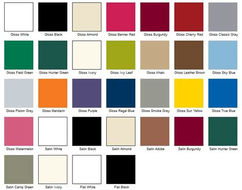 spray colors best 25 krylon spray paint colors ideas on