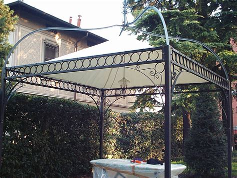 gazebi da giardino in ferro gazebo da giardino in ferro design casa creativa e