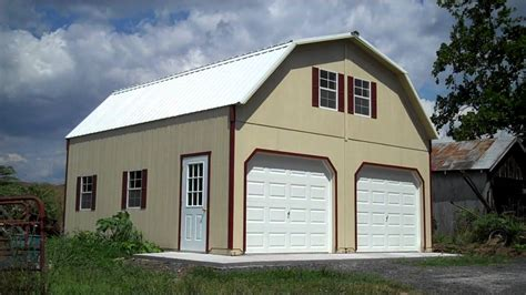 2 story shed plans youtube 24x24 2 story barn garage youtube
