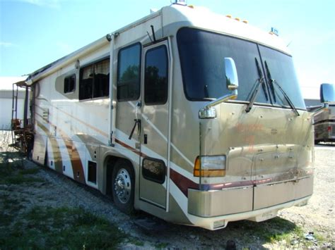 Motorhome Slide Out Awnings Rv Parts 2000 Allegro Zephyr Motorhome Parts Rv Salvage