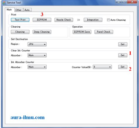 Software Reset V3400 | cara reset printer canon mp237 all software