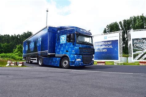 truck florida zf concept truck offers a glimpse of trucking s connected