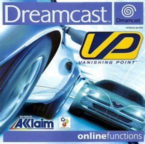 buy sega dreamcast console buy sega dreamcast vanishing point for sale at console