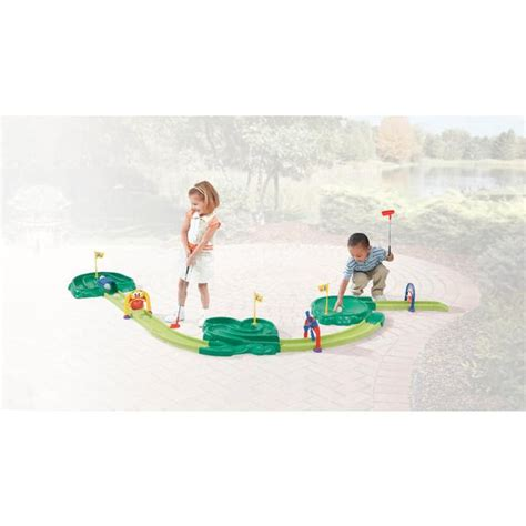 Step 2 Mini Park Golf Course step 2 par 3 mini golf course toys outdoor toys outdoor disc golf