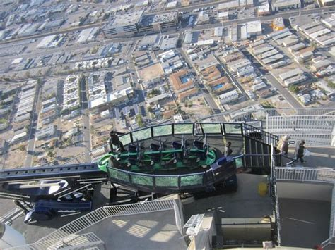 stratosphere observation deck price a view of the from the observation deck picture of