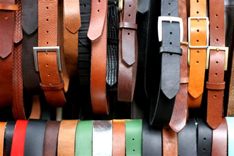 226 s leather belts can be purchased