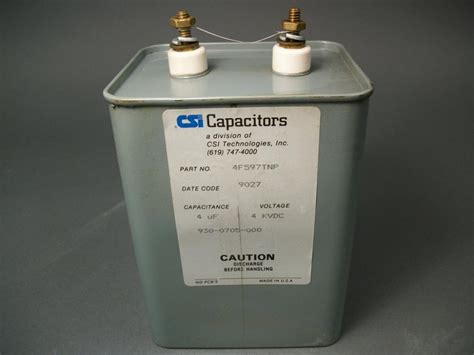 large capacitor large capacitor 28 images 23000uf 35v sprague large can power electrolytic aluminum