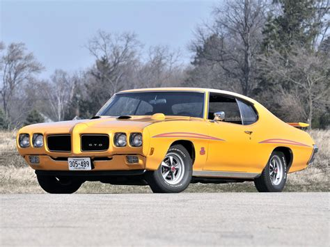 1970 pontiac gto automotive views