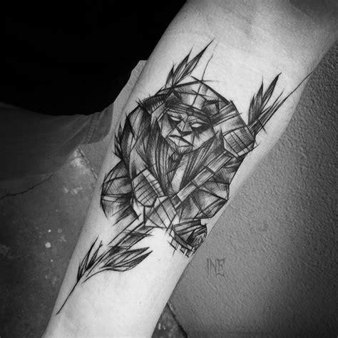 panda angel tattoo panda tattoo design best tattoo ideas gallery