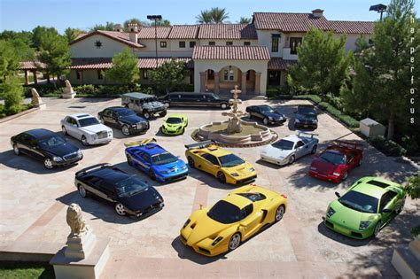 best car garages top 10 ultimate dream car garages secret entourage