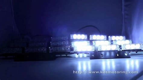 tow truck strobe lights 54 led white tow truck emergency strobe