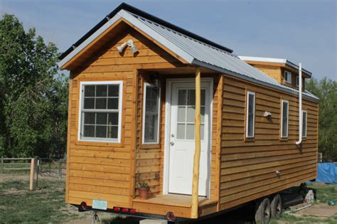 micro house erin and dondi s off grid tiny house