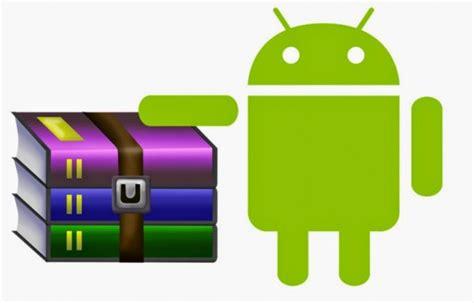 membuat zip file di android cara membuka dan membuat file rar zip di android