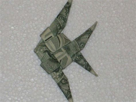 Origami Fish Dollar - dollar origami money fish mo s magination