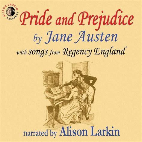 amazon com jane austen a biography audible audio pride and prejudice by jane austen alison larkin presents