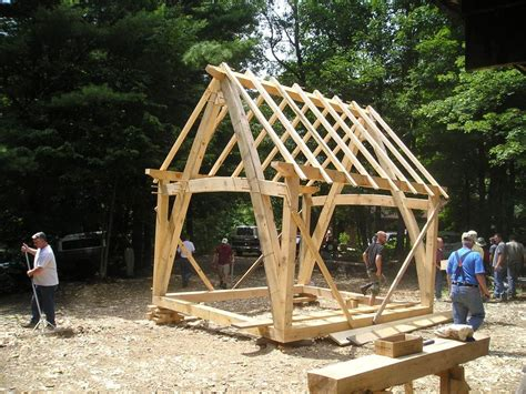 timber frame barn google search shed roof
