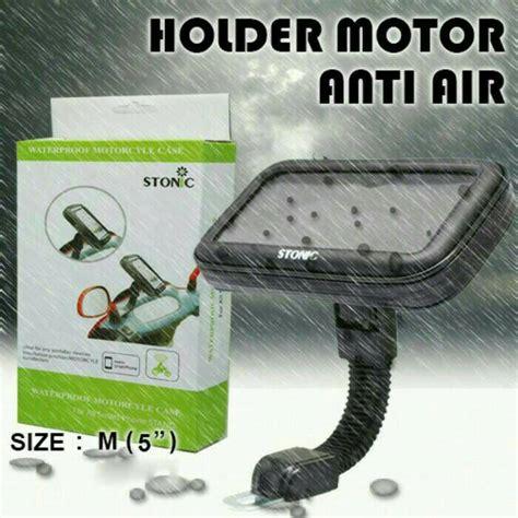 Universal Water Prooft Hp Handpone 5 Inc jual holder hp anti waterproof air di spion motor universal matic bebek e shop accessory
