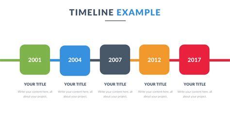 timeline powerpoint template free oyle kalakaari co