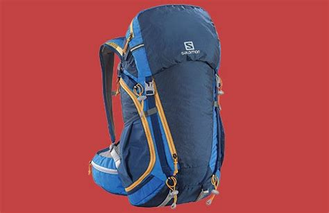 day backpack reviews backpack review salomon sky 30 day pack the great outdoors