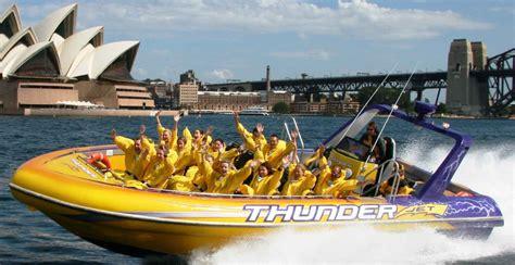 jet boat speed sydney jet boat speed boats rides list sydney harbour