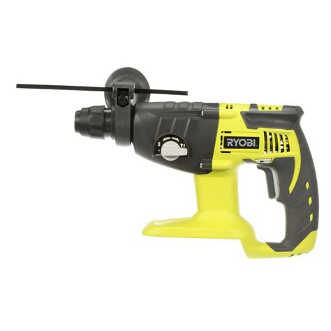 ryobi one 18 volt 1 2 in sds plus cordless rotary hammer