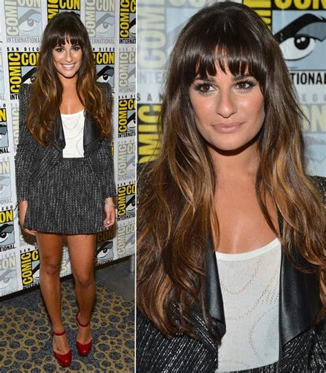 which hair colour does lea michele wear for loreal lea michele hair ombr 233 pinterest her hair ombre