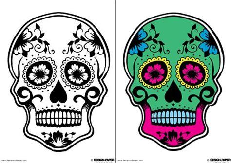 d i y d 237 a de los muertos masks download diy