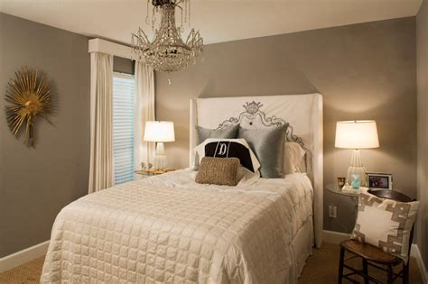 Taupe Bedroom Walls | photos hgtv