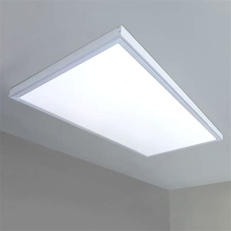 2 X 4 Ceiling Light 6 Ways To Convert Your Fluorescent Light Fixtures To Led Eledlights