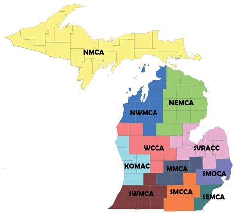 Find In Michigan Mcpa Michigan Career Placement Association 187 Regional Associations