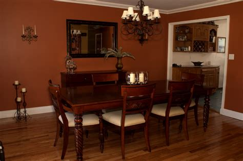 get rich color into my rooms dining room new - Rich Dining Room