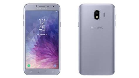 j samsung j4 samsung galaxy j4 with selfie flash launched in india price specifications features