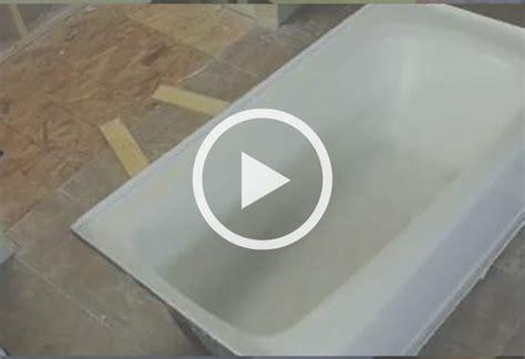 diy bathroom floor replacement