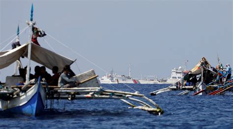 fishing boat business philippines a journey to scarborough shoal the south china sea s