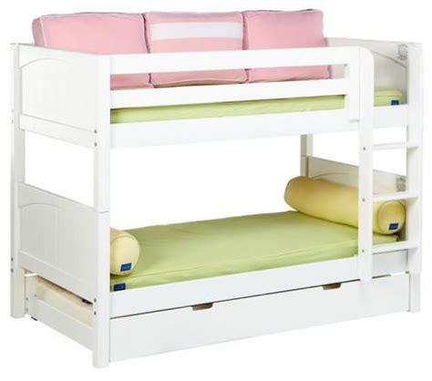 maxtrix beds girls hot shot bunk beds by maxtrix kids panel 700 0
