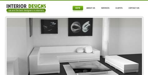 themeforest interior design interior designs simple pro elegant template by