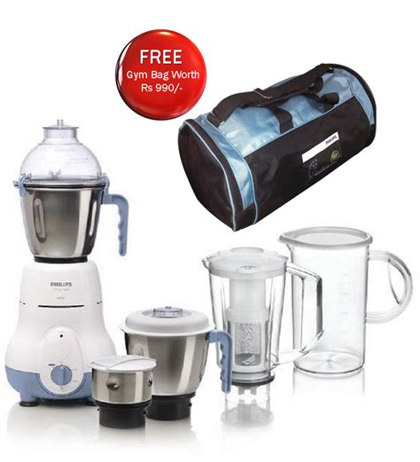 Mixer Philips Second Philips Hl1643 06 5 Jars Mixer Grinder With Bag Free Worth Rs 990 By Philips