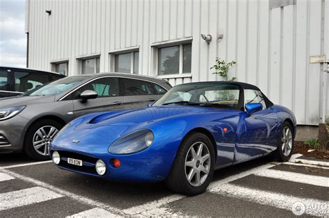 Tvr I Tvr Griffith 500 22 June 2017 Autogespot