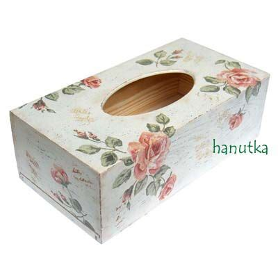 Decoupage With Tissue Paper On Wood - 17 best images about decoupage tissue boxes on
