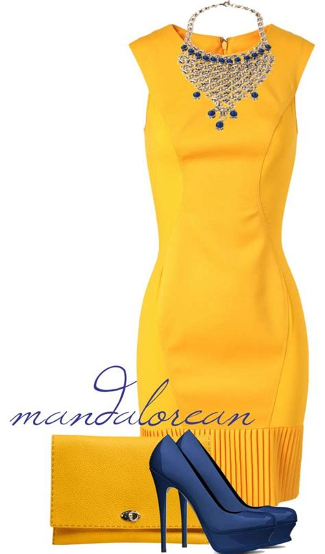 25 best ideas about yellow dress on