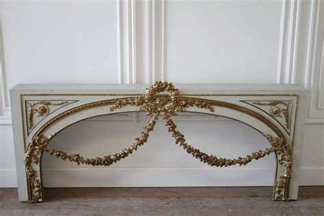 Window Cornices For Sale Pair Of Antique Carved Swag Cornice Window
