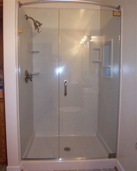 Shower Door Panel Shower Door Panel Panel Door Panel Shower Door Experts Frameless Glass Shower Spray Panel