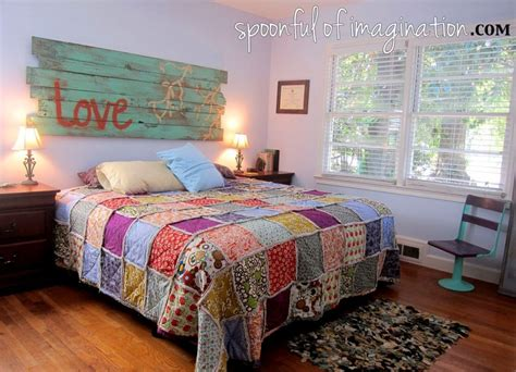 quilts for king size bed diy king size rag quilt repost spoonful of imagination