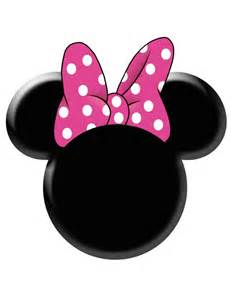 minnie mouse bow stencil joy studio design gallery design