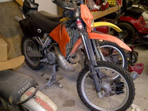 Ktm 380 Exc For Sale 1999 Ktm 380 Exc For Sale On 2040motos