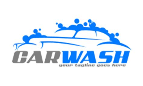 Car Wash Logo Template Logos Graphics Car Wash Logo Template Free