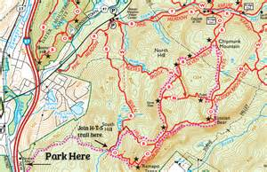 Harriman State Park Trail Map by Harriman State Park Trail Map World Map 07